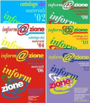 Immagine delle copertine dei cataloghi