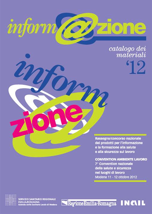Clicca su questa immagine per entrare nel catalogo del concorso inform@azione 2012