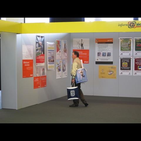 Foto della edizione 2010 della mostra Concorso Inform@zione 2010
