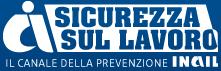 Logo Sicurezza sul lavoro dell'INAIL